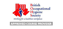 BOHS Approved Course Provider