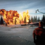 SFX Shoot. James Bond 007, Die Another Day.